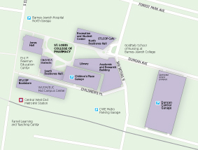 Amc Campus Map.Maps And Directions